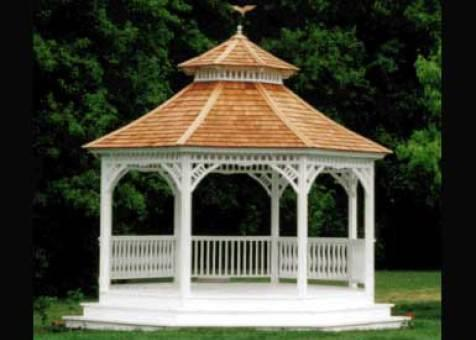 Victorian Gazebos 14x14ft